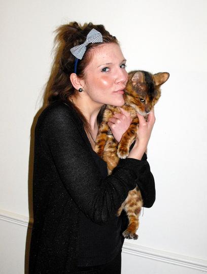 "Buba & Puss ""Blog Pic"""