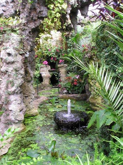 Dewstow Grottoes & Gardens