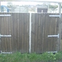 FRONT FENCE OF ALLOTMENT.