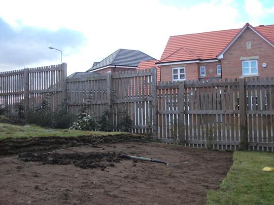 Layering the turf