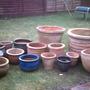 More pots