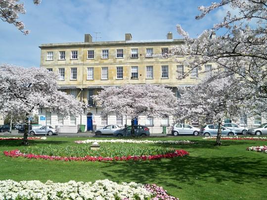 council gardens