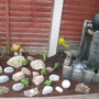 Destroyed rockery now fixed :)