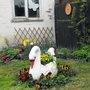 Swan Border/Planter