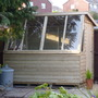My new Potting Shed!