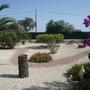 Front garden in Spain