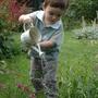 a little help occasionally from grandchildren