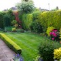 Garden in May.