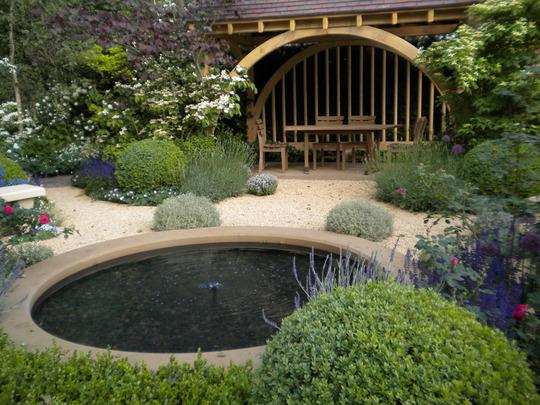 my fav garden at Chelsea flower show
