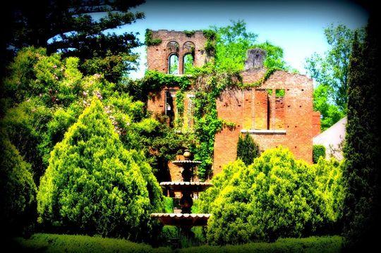 Barnsley Gardens Adairsville Ga