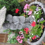 FROM WATER FEATURE TO PLANTER