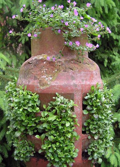 Patio Chimney Pot 10-06-10