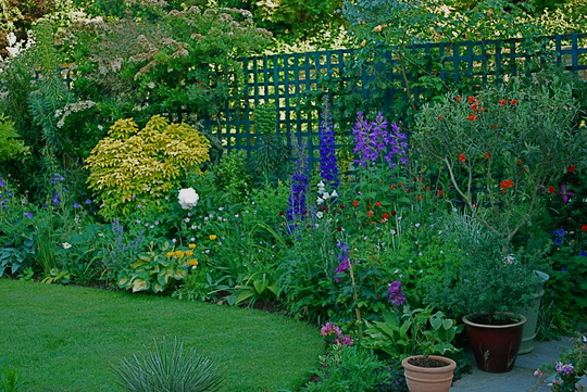 June border....