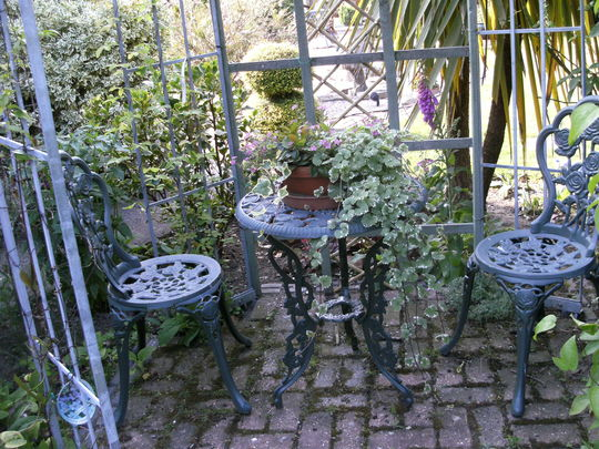 this Arbour  was new as well last year