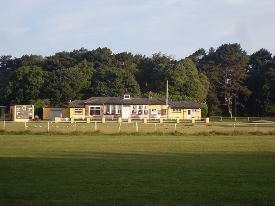 Cricket Club Phoenix Park