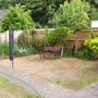 Garden right side with bench  (4)