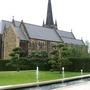 View of SFX church