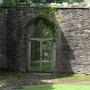 Nice door @ Llanthony priory