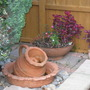 another small feature outside conservatory