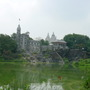 Belvedere Castle in Central Park, New York  - August 2001