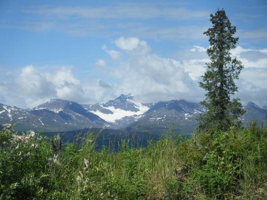 Eldridge Glacier