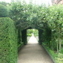 apple arch, holker hall