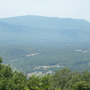 Blue Ridge Mountains, Shenandoah Valley.