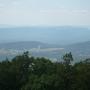 View from Skyline Drive, Shenadoah Valley, Shenandoah National Park.