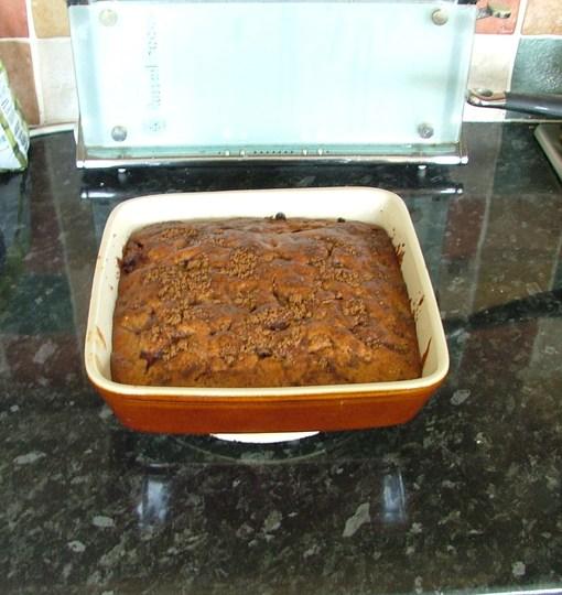 shirley`s plum cake