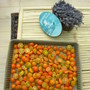 Sungold tomatoes ready to dry - 220810
