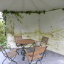 gazebo with wall paintings -220810