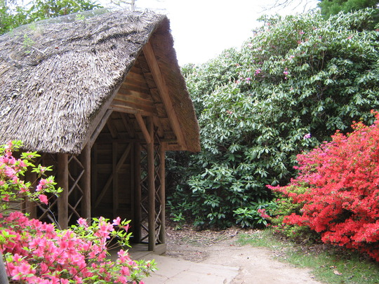 Summer Cabin, Sheffield Park Gardens