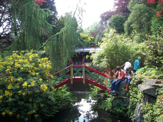 Biddulph Grange Gardens.3