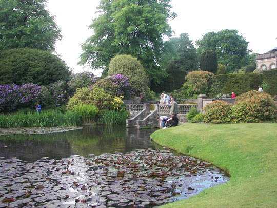 Biddulph Grange Gardens.2
