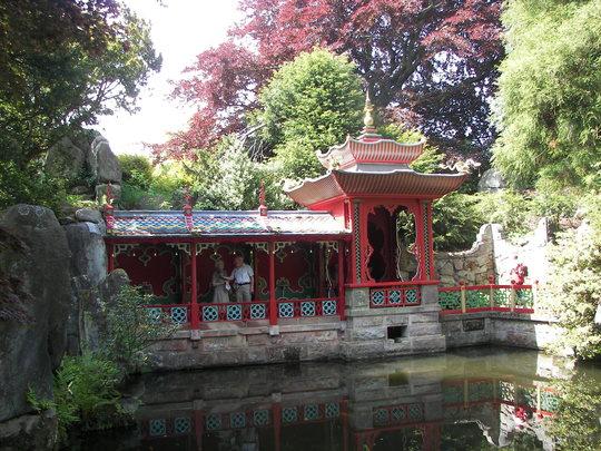 Biddulph Grange Gardens.8