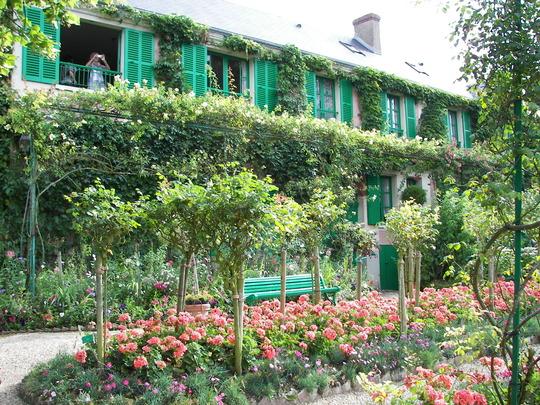 Monet's Garden 4