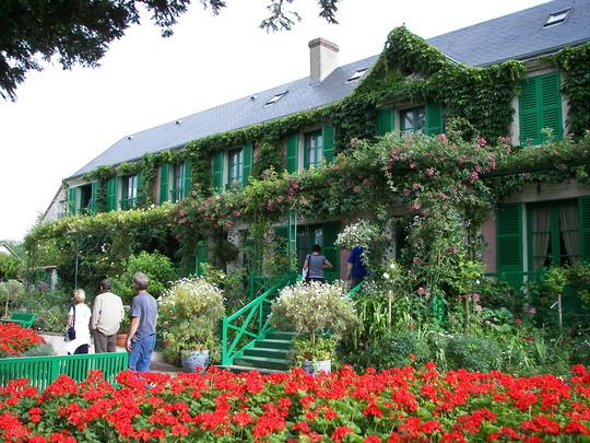 Monet's Garden 6