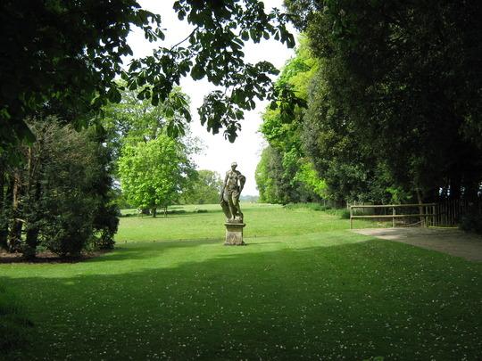 Statue Hinton Ampner