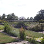 Hestercombe Pergola from formal garden