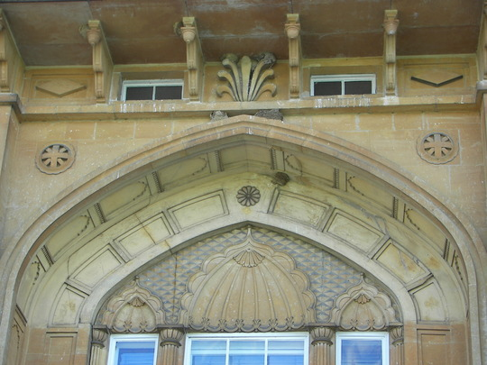 Detail of House, Sezincote