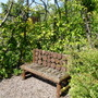 The Hornbeam Arbor and Bench