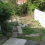 Back garden (before)
