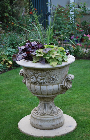 Potted Urn......
