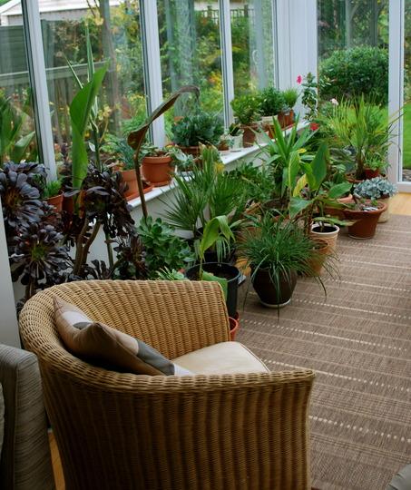 Garden Room......