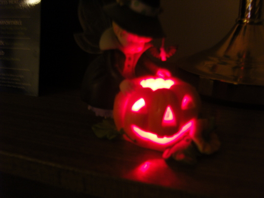 Happy Halloween......