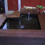 pond 90 percent finished close
