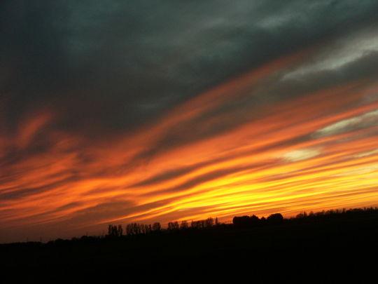 The sky Tonight again ......