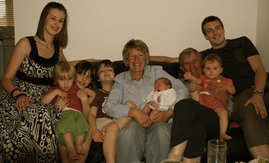 All our Grandchildren........