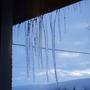 its freezing