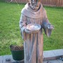 St.Francis statue